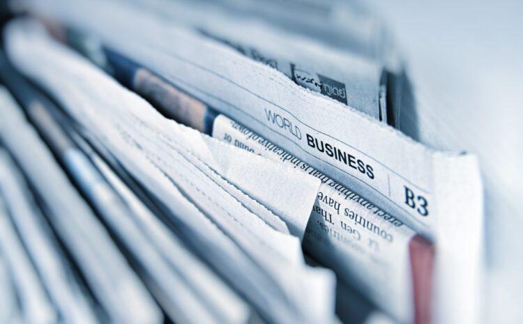 Newspaper/Magazine Management